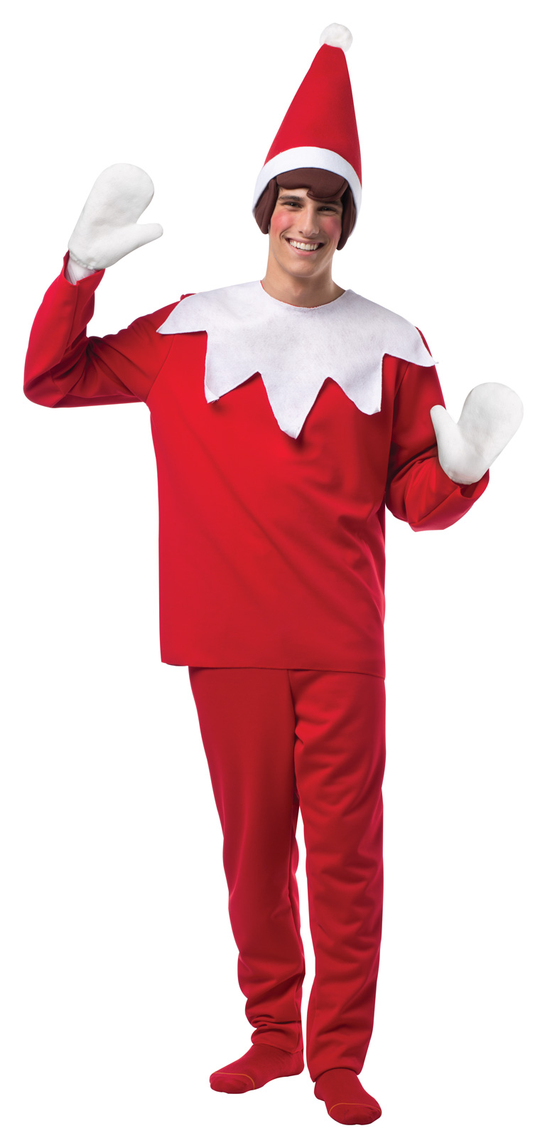 Elf On The Shelf Adult Costume Partybell Com