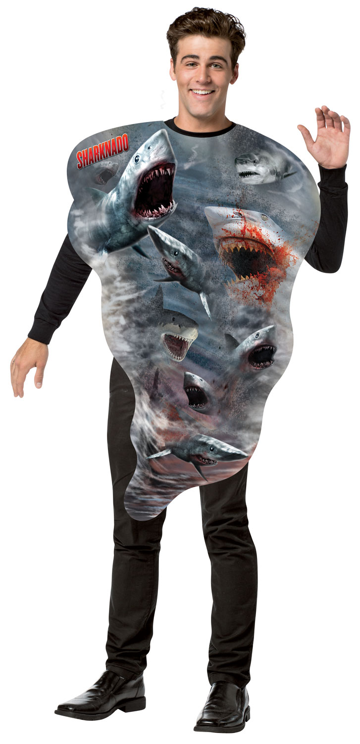 Sharknado Halloween Costume