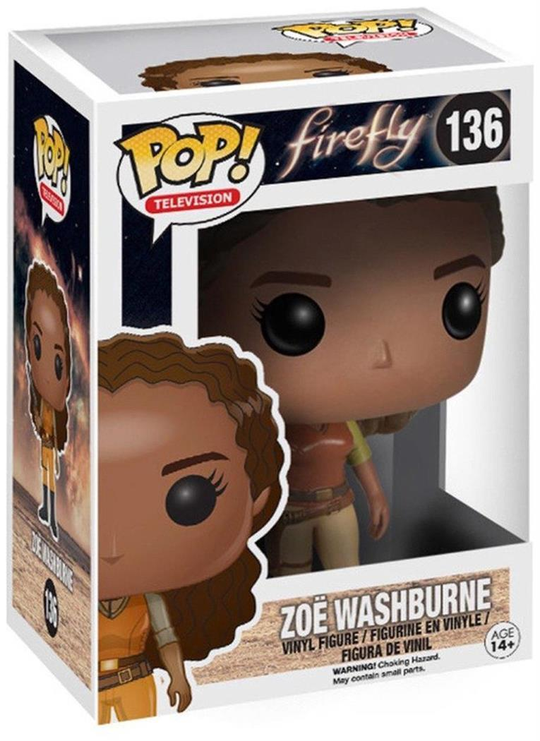 Firefly Funko Pop Vinyl Figure Zoe Washburne Partybell Com