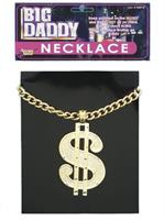 Necklace Dollar Sign Jumbo