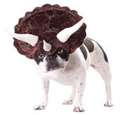 Triceratops Pet Costume