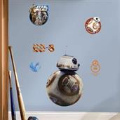 Star Wars VII BB-8 Giant Wall Decal