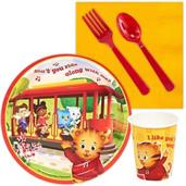 Daniel Tiger's Neighborhood Snack Party Pack