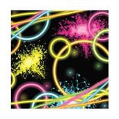 Glow Party Beverage Napkins (16)