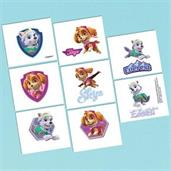 Pink Paw Patrol Girl Tattoos (1)