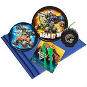 Monster Jam 16 pc Guest Pack Plus Molded Cups