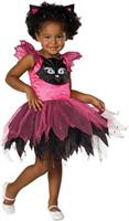 Kitty Cat Pink Child Costume