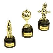 Halloween Trophy Awards (3 count)
