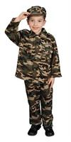 Military Officer Toddler / Child Costume