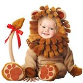 Lil' Lion Elite Collection Infant / Toddler Costume