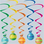 Easter Egg Whirls Assorted
