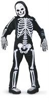 Spooky Skeleton Child Costume