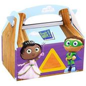 Super Why! Empty Favor Boxes