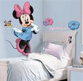 Disney Minnie Mouse Giant Wall Decal