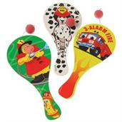 Firefighter Paddle Ball