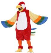 Macaw Parrot Adult Costume