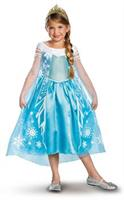 Disney Frozen Deluxe Elsa Toddler/Child Costume