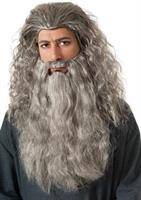 The Hobbit Gandalf Beard Kit