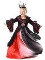 Ombre Vampire Girls Costume