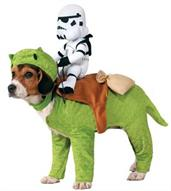 Dewback Pet Rider Costume