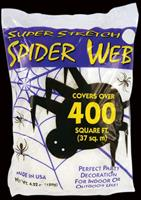 Spider Web (400 Square Feet)