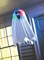 """Light Up Hanging Ghost 18"""""""