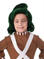 Willy Wonka & the Chocolate Factory: Oompa Loompa Child Wig