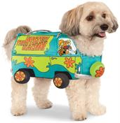Scooby Doo: The Mystery Machine Pet Costume