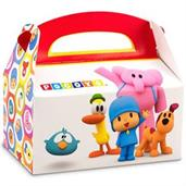 Pocoyo Empty Favor Boxes