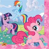 My Little Pony Friendship Magic Lunch Napkins