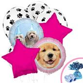 Rachaelhale Glamour Dogs Balloon Bouquet