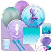 Mermaids Under the Sea Value Party Pack