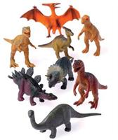 Small Toy Dinosaur Assortment (12)