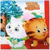 Daniel Tiger's Neighborhood - Lunch Napkins