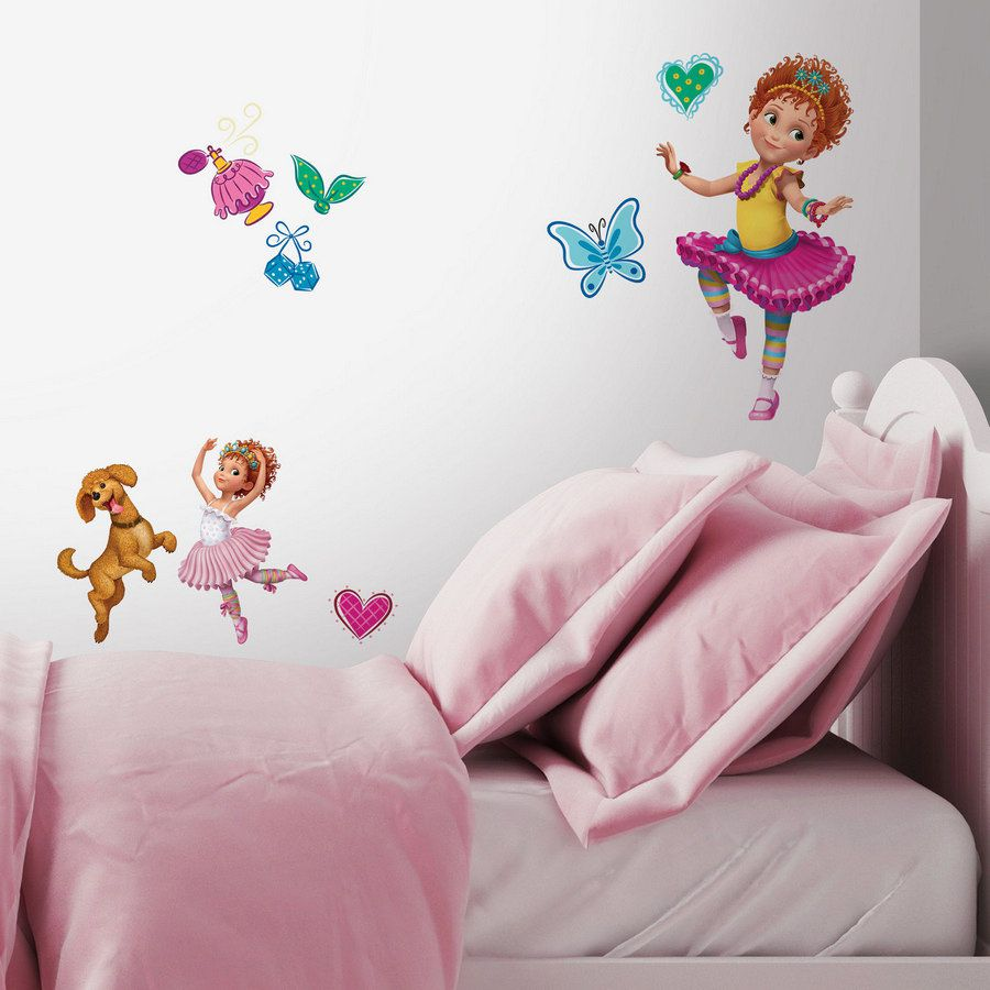 Fancy Nancy Peel Amp Stick Wall Decals Partybell Com