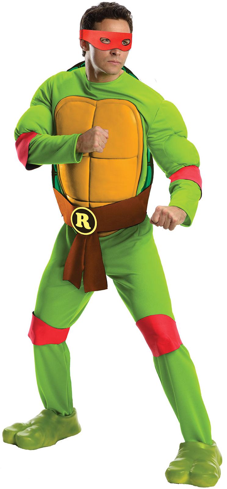 TMNT Raphael Dress Adult Womens Costume
