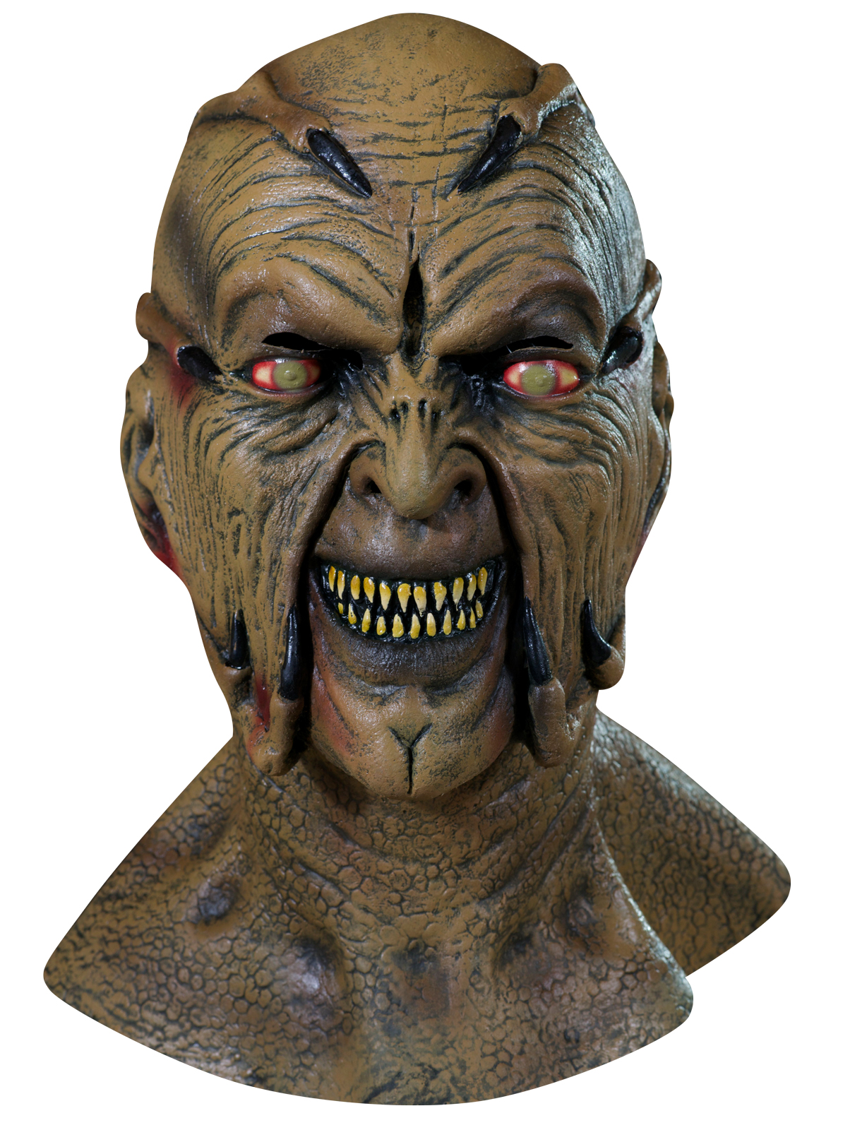 Jeepers Creepers - Creeper Mask - PartyBell.com