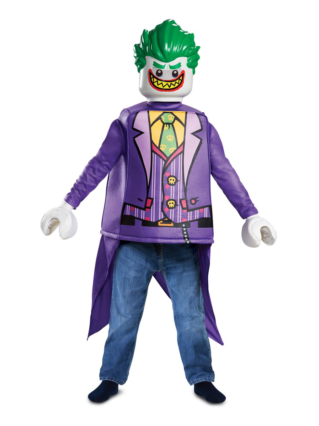 Lego Batman Movie Joker Classic Child Costume Partybell Com