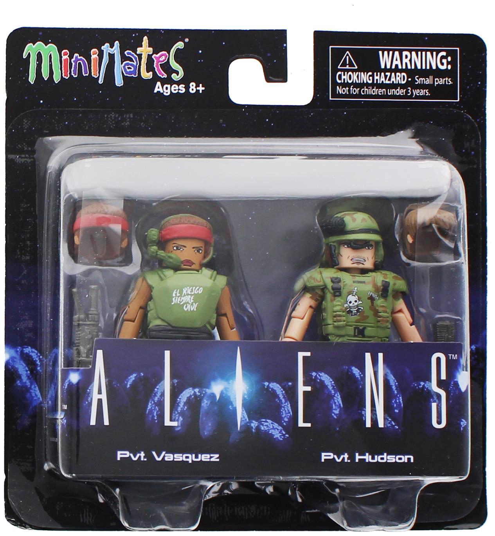 Aliens Minimates Series 3 Set Narcissus Ripley /& Narcissus Space Suit