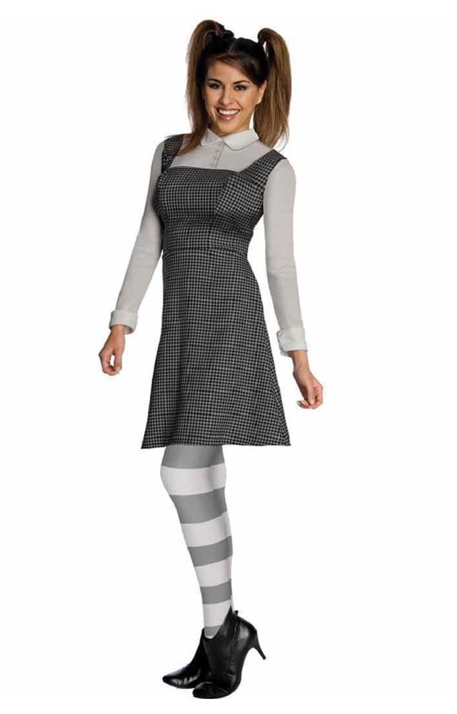 Frankenweenie Elsa Van Helsing Dress And Tights Costume Adult Partybell Com