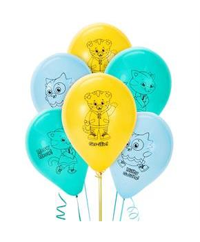 Daniel Tiger's Neighborhood - Latex Balloons