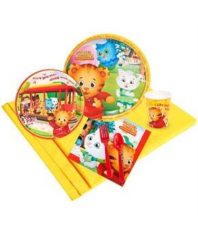 Boys Daniel Tigers Neighborood 16 Guest Party Pack