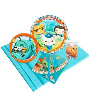 Octonauts 16 Guest Party Pack