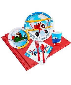 Airplane Adventure Party Pack for