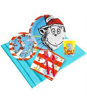 Dr. Seuss Party Pack for