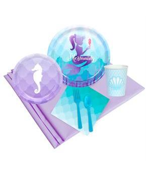 Mermaids Under the Sea Party Pack for