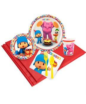 Pocoyo Party Pack for