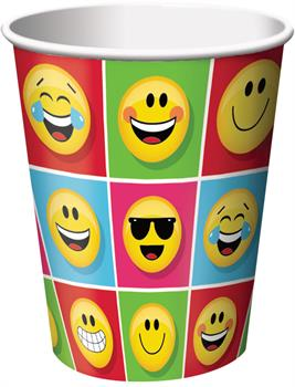 Show Your Emojions 9oz Paper Cups