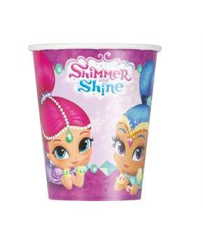 Shimmer & Shine  9 oz. Cups