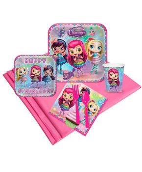 Little Charmers Party Packs
